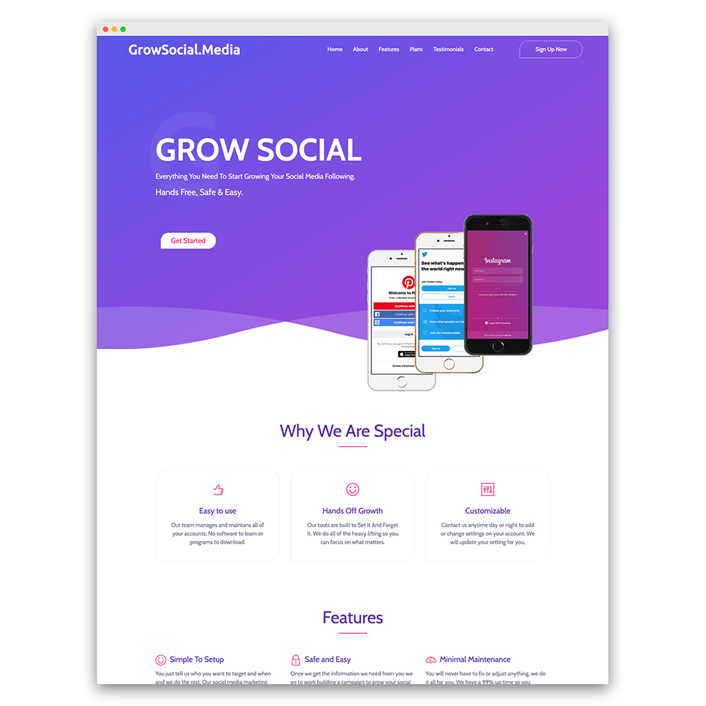 accelerated-vision-web-design-portfolio-growsocial